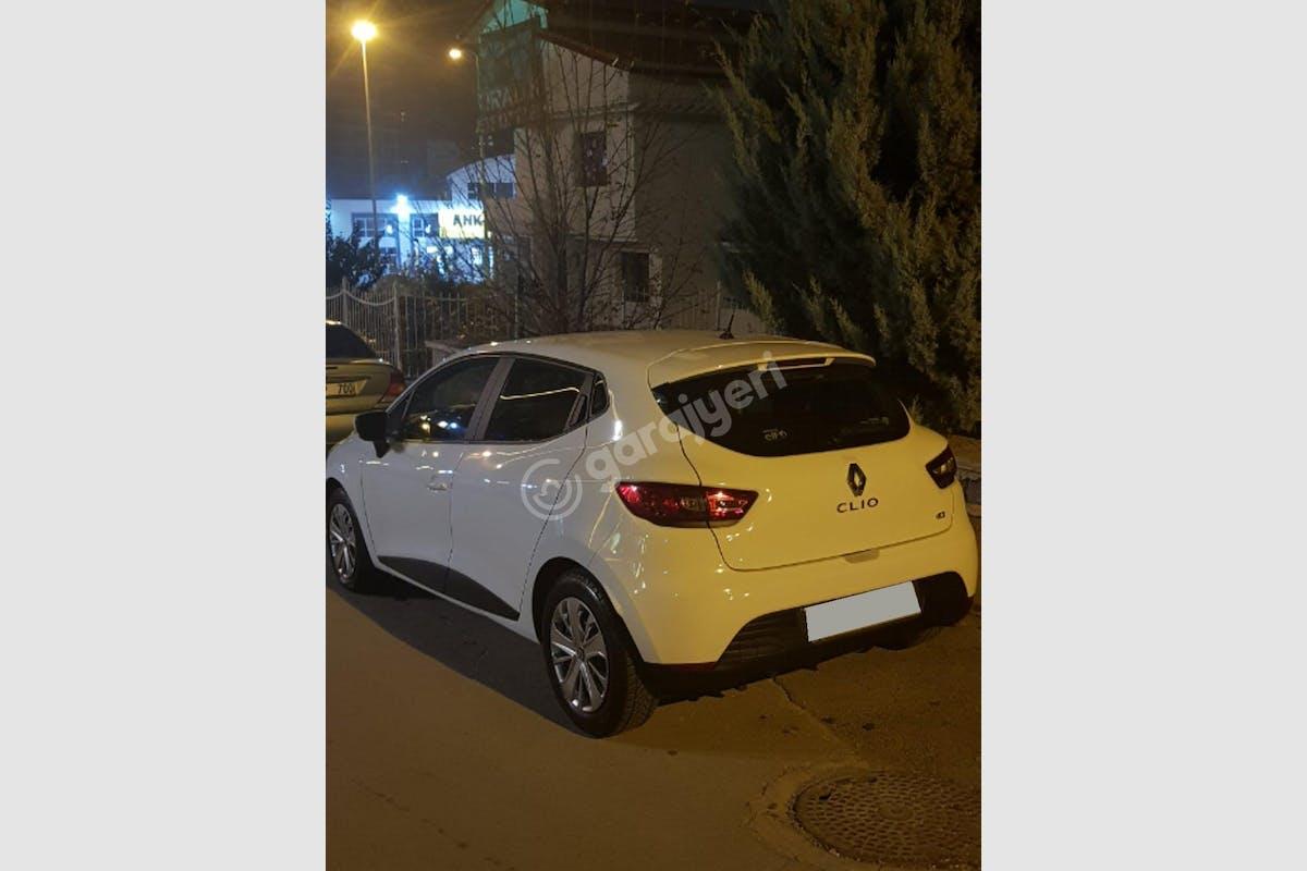 Renault Clio Çankaya Kiralık Araç 3. Fotoğraf