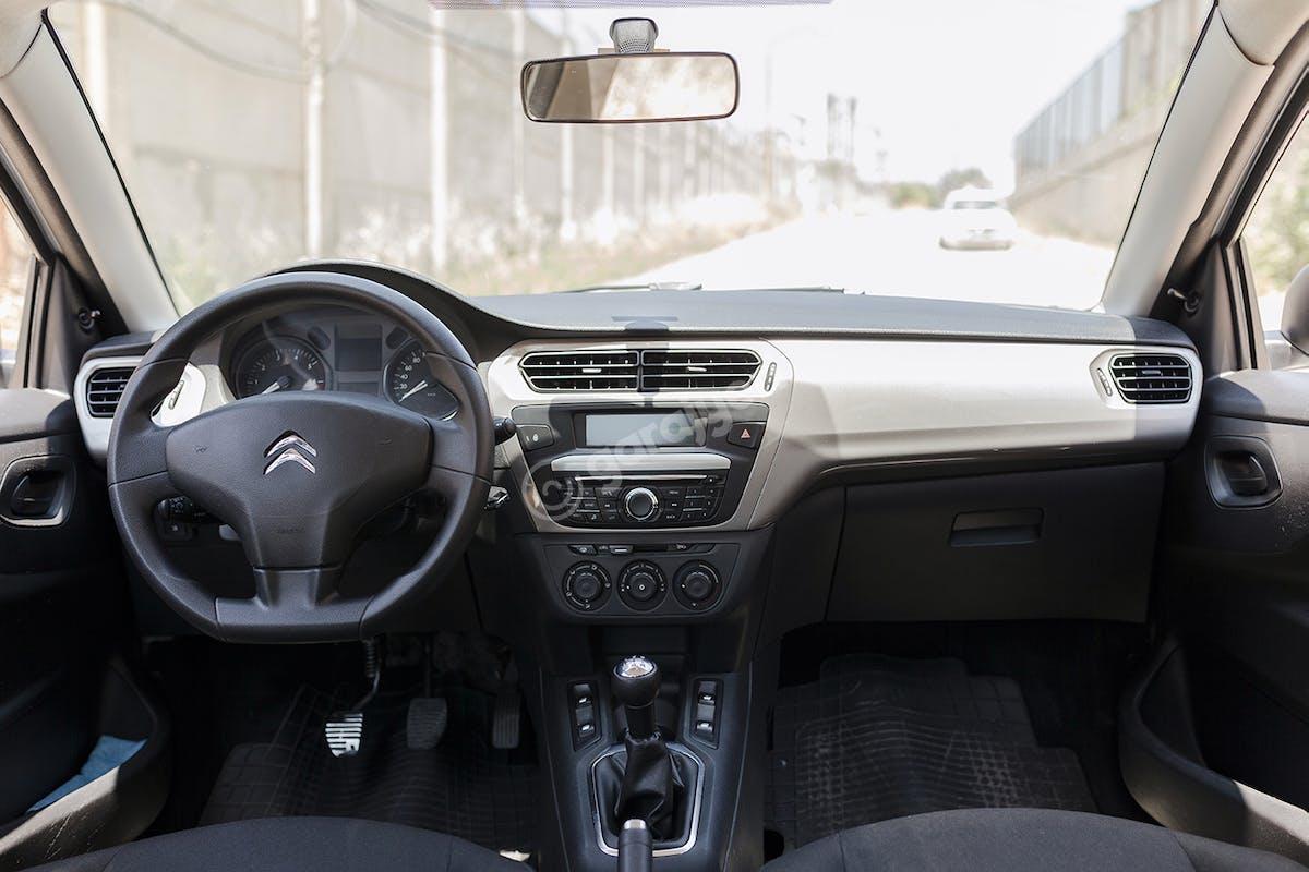 Citroën C-Elysee Ataşehir Kiralık Araç 8. Fotoğraf