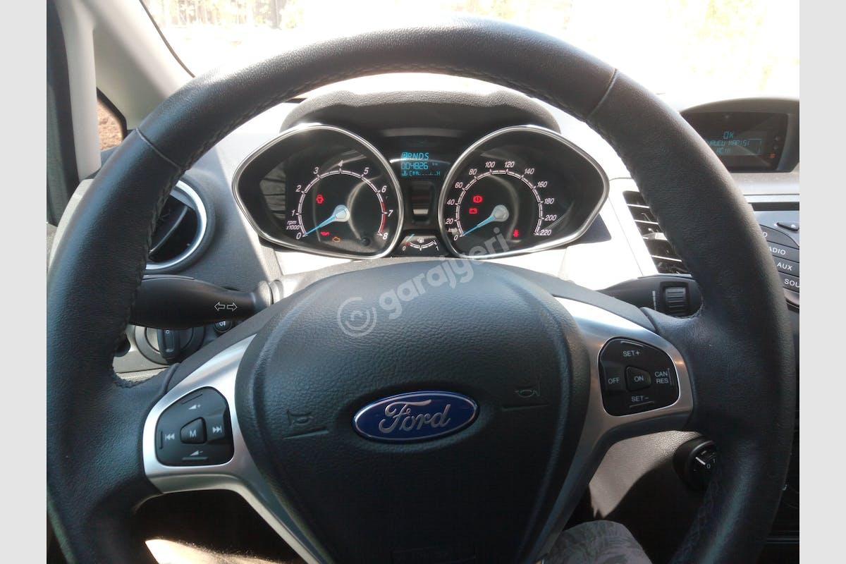 Ford Fiesta Onikişubat Kiralık Araç 2. Fotoğraf