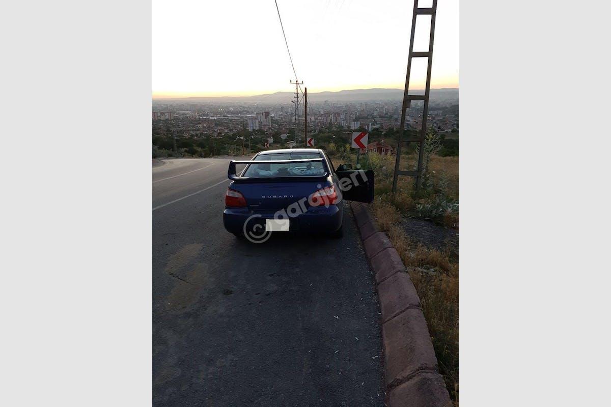 Subaru Impreza WRX Silivri Kiralık Araç 5. Fotoğraf