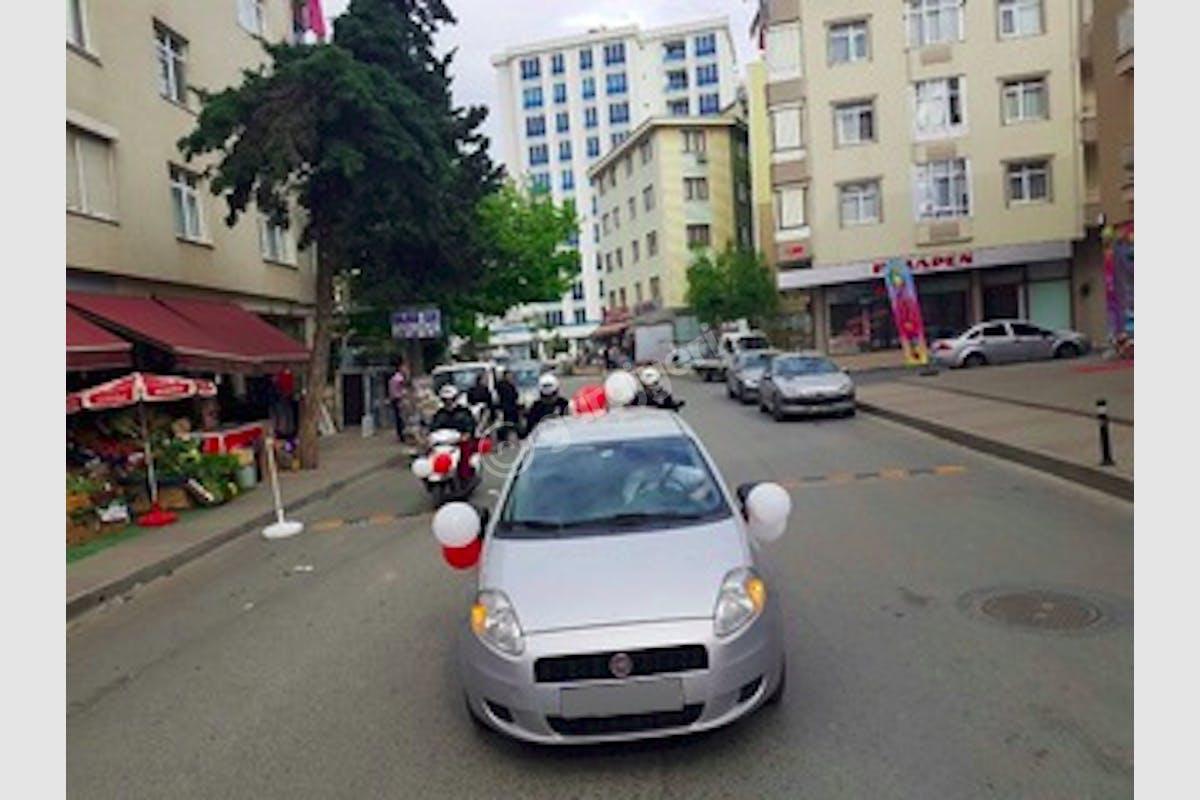 Fiat Punto Kartal Kiralık Araç 2. Fotoğraf