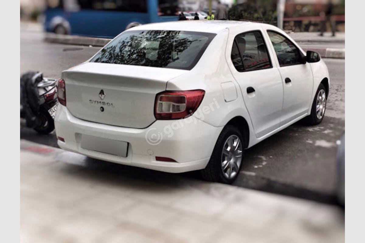 Renault Symbol Kartal Kiralık Araç 7. Fotoğraf