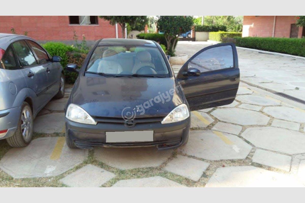 Opel Corsa Yenişehir Kiralık Araç 1. Fotoğraf