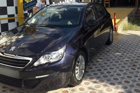 Peugeot 308 İstanbul Sancaktepe Kiralık Araç