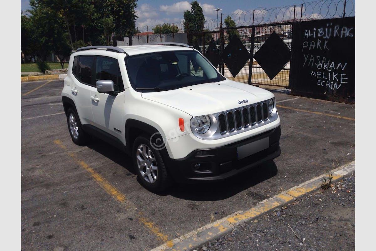 Jeep Renegade Bağcılar Kiralık Araç 1. Fotoğraf