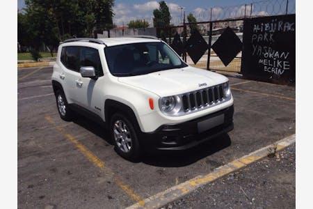 Jeep Renegade İstanbul Bağcılar Kiralık Araç