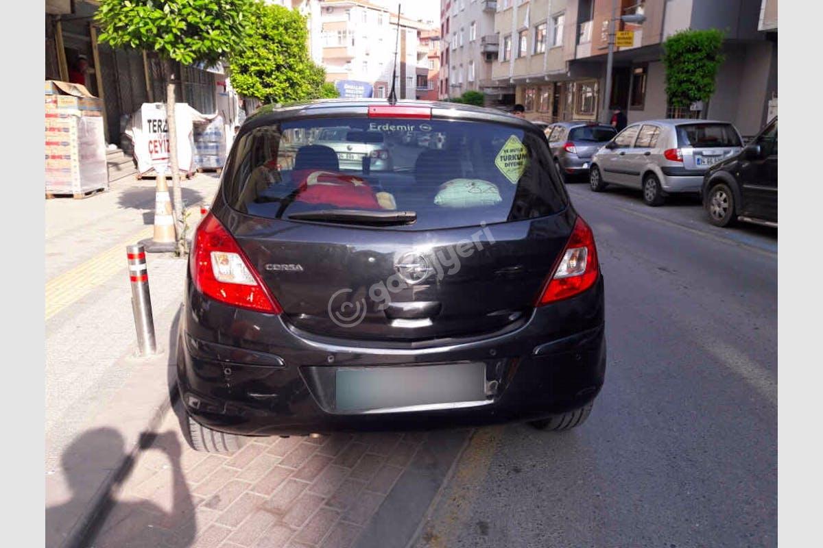Opel Corsa Küçükçekmece Kiralık Araç 3. Fotoğraf