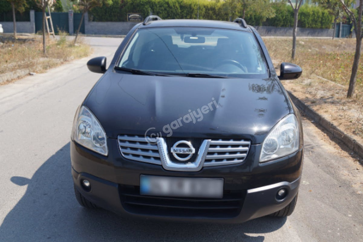 Nissan Qashqai Pendik Kiralık Araç 2. Fotoğraf