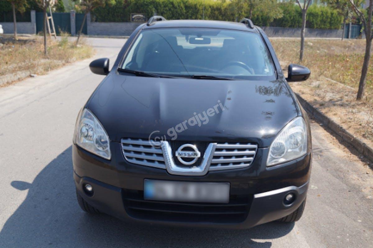Nissan Qashqai Tuzla Kiralık Araç 2. Fotoğraf