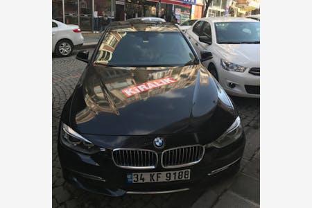 Kiralık BMW 3 , İstanbul Avcılar