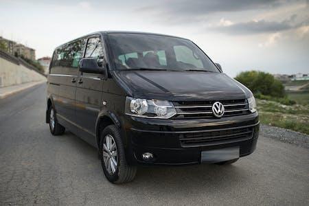 Kiralık Volkswagen Caravelle , İstanbul Beylikdüzü