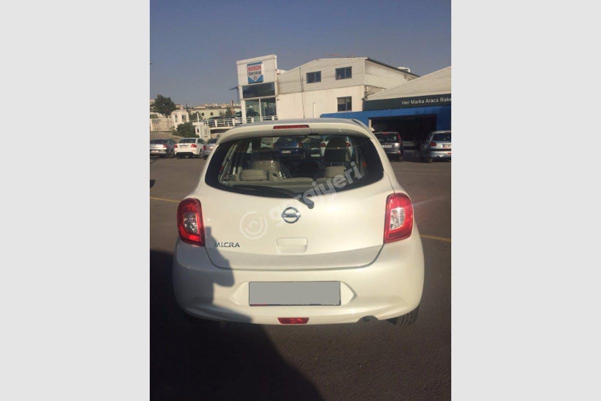Nissan Micra Zeytinburnu Kiralık Araç 3. Fotoğraf