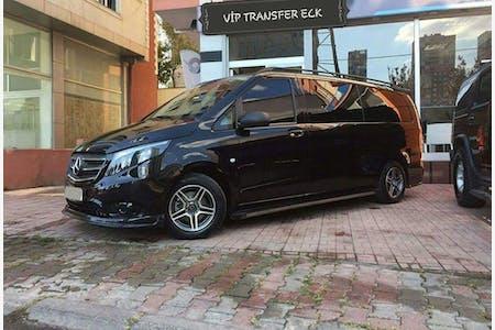 Kiralık Mercedes - Benz Vito 2017 , İstanbul Ataşehir