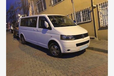 Kiralık Volkswagen Caravelle 2015 , İstanbul Üsküdar