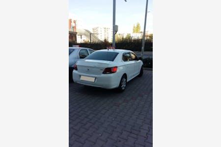 Kiralık Peugeot 301 2017 , İzmir Çiğli