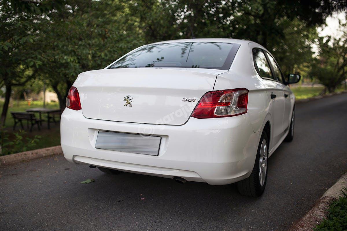 Peugeot 301 Ümraniye Kiralık Araç 4. Fotoğraf