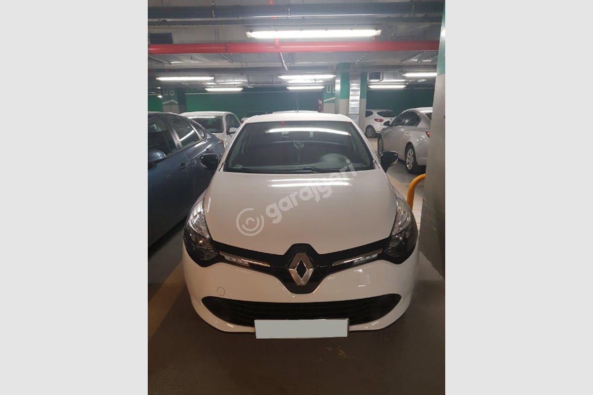 Renault Clio Gölbaşı Kiralık Araç 1. Fotoğraf