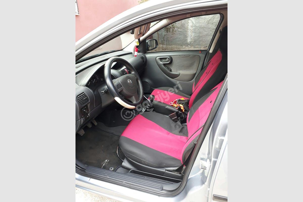Opel Corsa Ceyhan Kiralık Araç 3. Fotoğraf