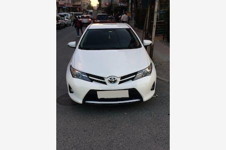 Kiralık Toyota Auris , İstanbul Başakşehir