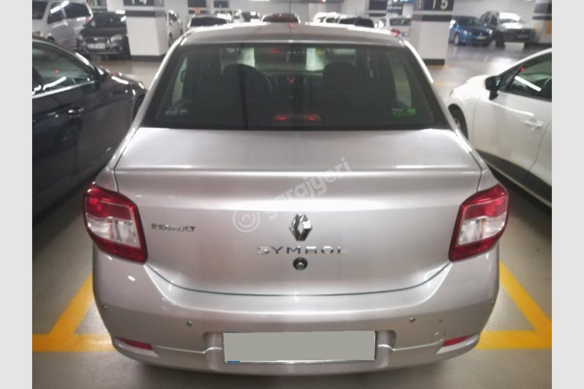 Renault Symbol Kağıthane Kiralık Araç 4. Fotoğraf