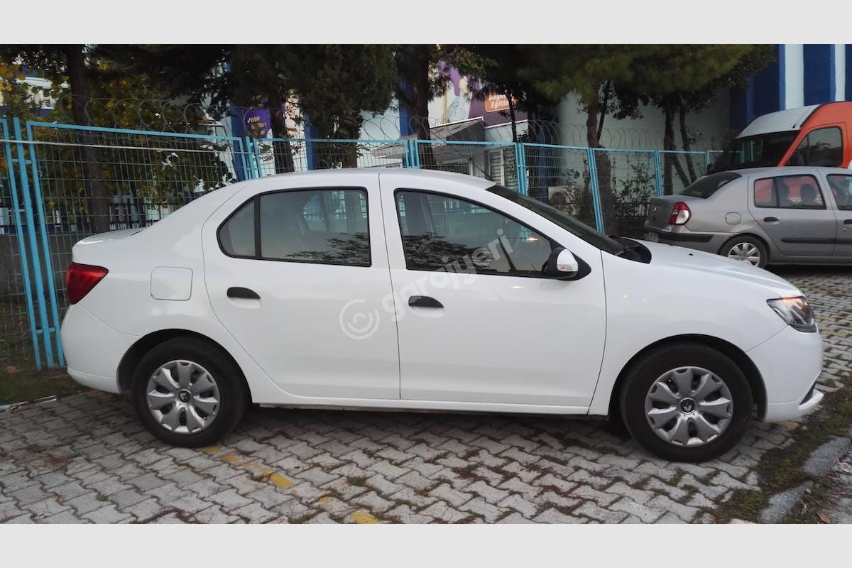 Renault Symbol Bahçelievler Kiralık Araç 9. Fotoğraf