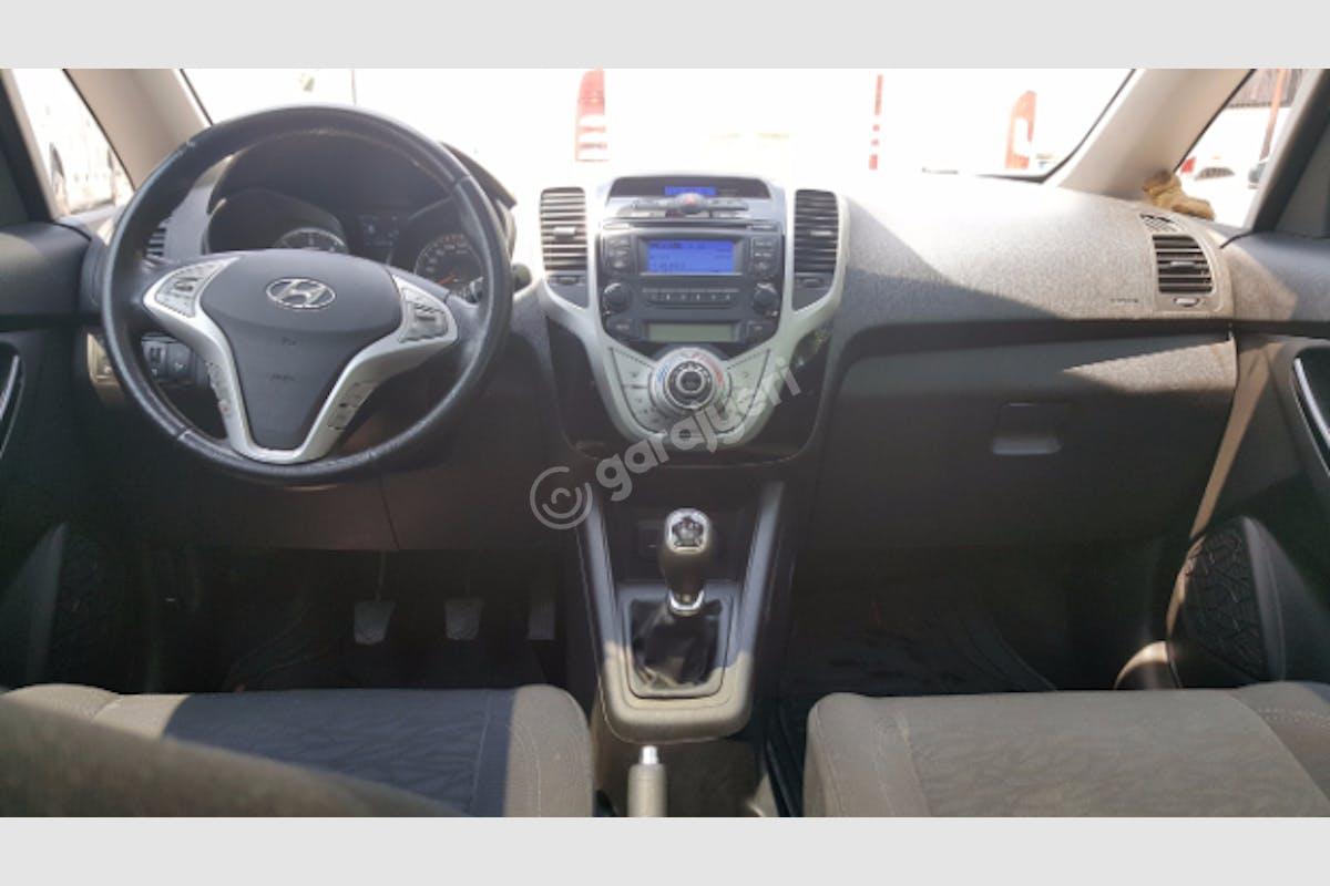 Hyundai ix20 Bahçelievler Kiralık Araç 4. Fotoğraf