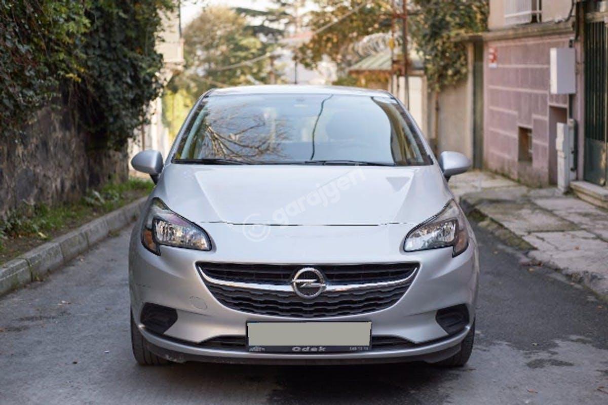 Opel Corsa Zeytinburnu Kiralık Araç 2. Fotoğraf