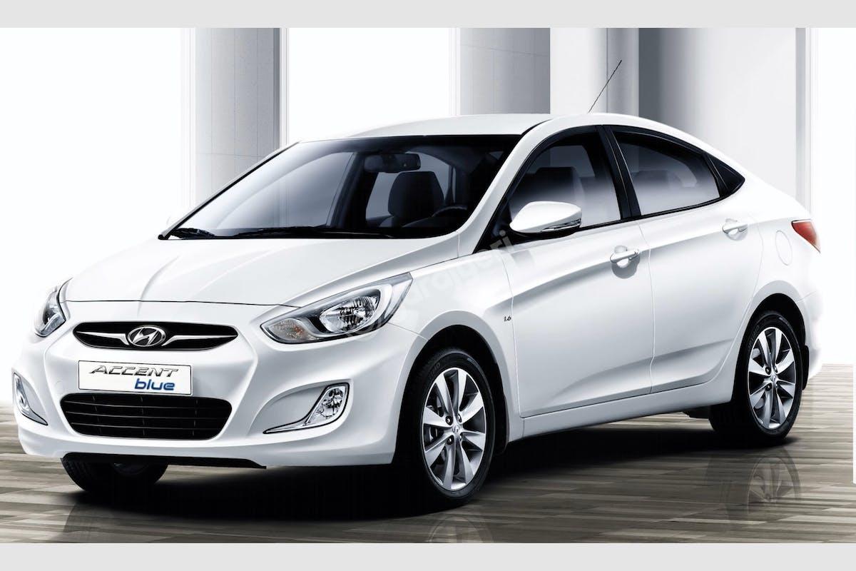 Hyundai Accent Blue Muratpaşa Kiralık Araç 1. Fotoğraf