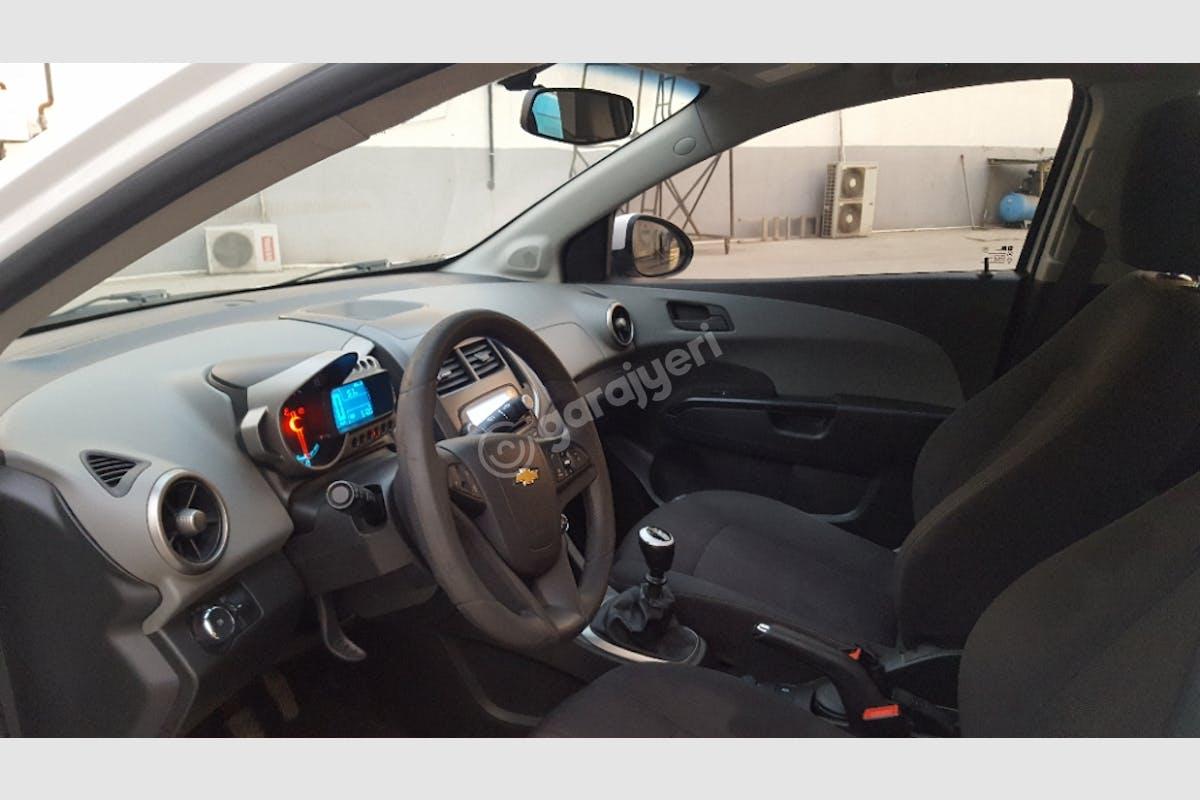 Chevrolet Aveo Tuzla Kiralık Araç 5. Fotoğraf