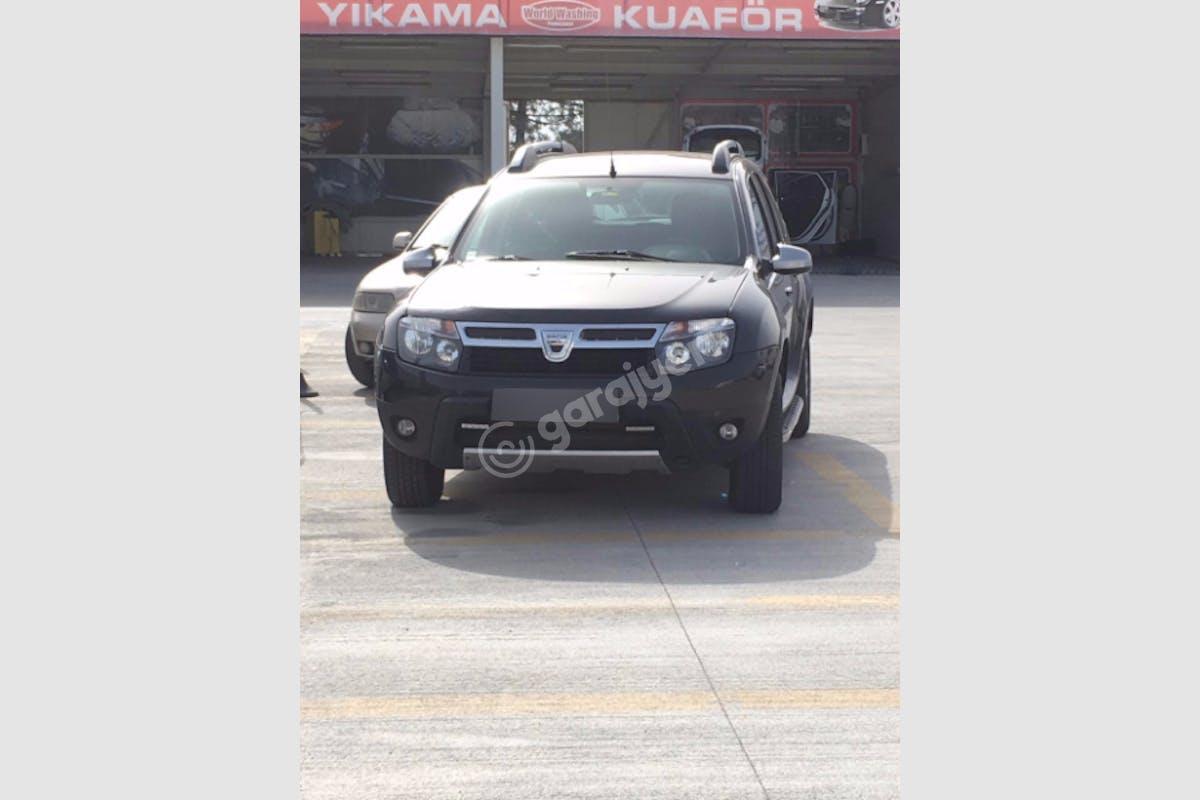 Dacia Duster Başakşehir Kiralık Araç 1. Fotoğraf