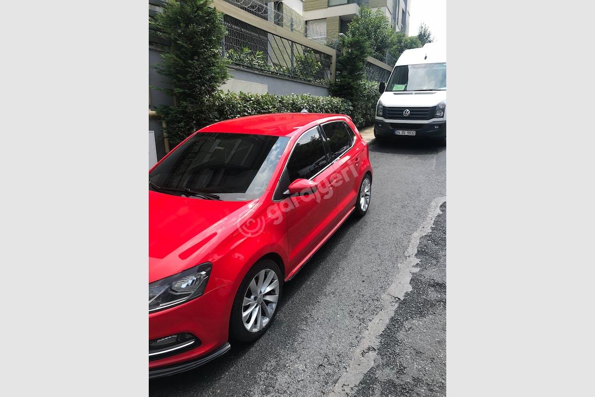 Volkswagen Polo Küçükçekmece Kiralık Araç 7. Fotoğraf