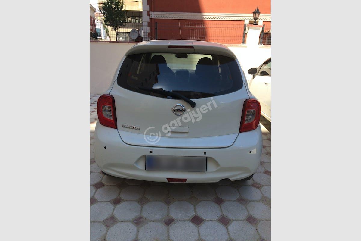 Nissan Micra Pendik Kiralık Araç 4. Fotoğraf