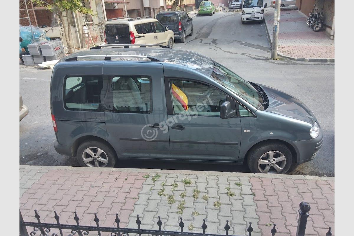 Volkswagen Caddy Gaziosmanpaşa Kiralık Araç 3. Fotoğraf