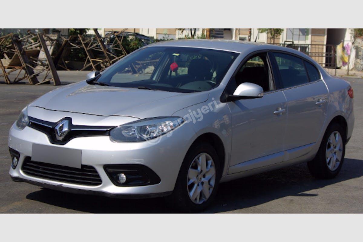 Renault Fluence Şişli Kiralık Araç 1. Fotoğraf