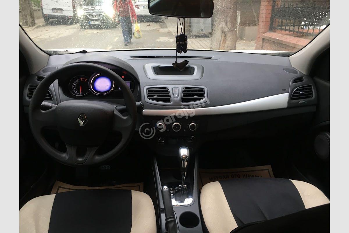 Renault Fluence Kadıköy Kiralık Araç 6. Fotoğraf