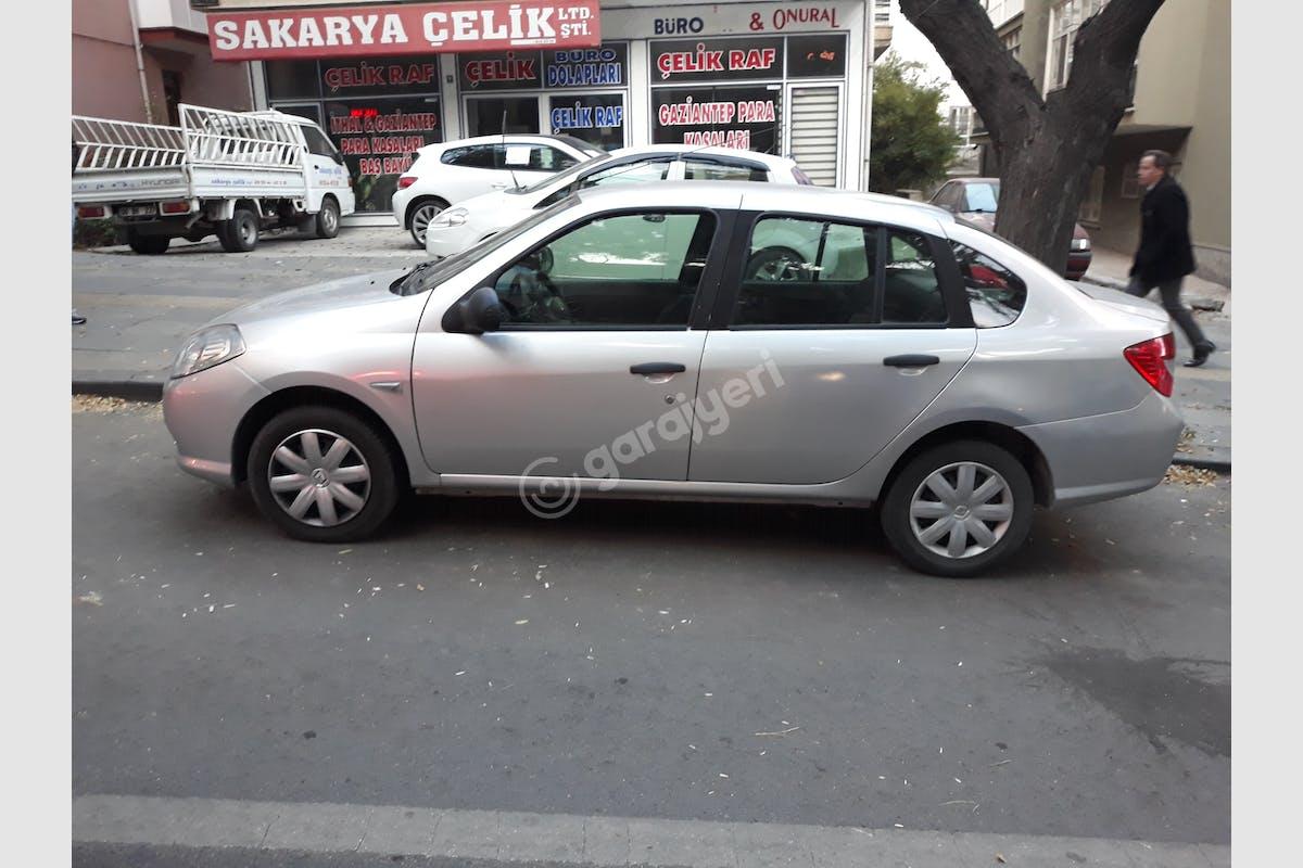 Renault Symbol Çankaya Kiralık Araç 3. Fotoğraf