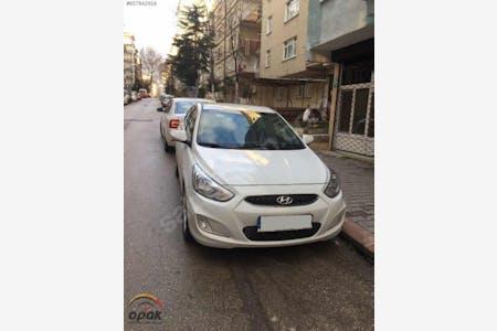 Kiralık Hyundai Accent Blue 2018 , Ankara Yenimahalle