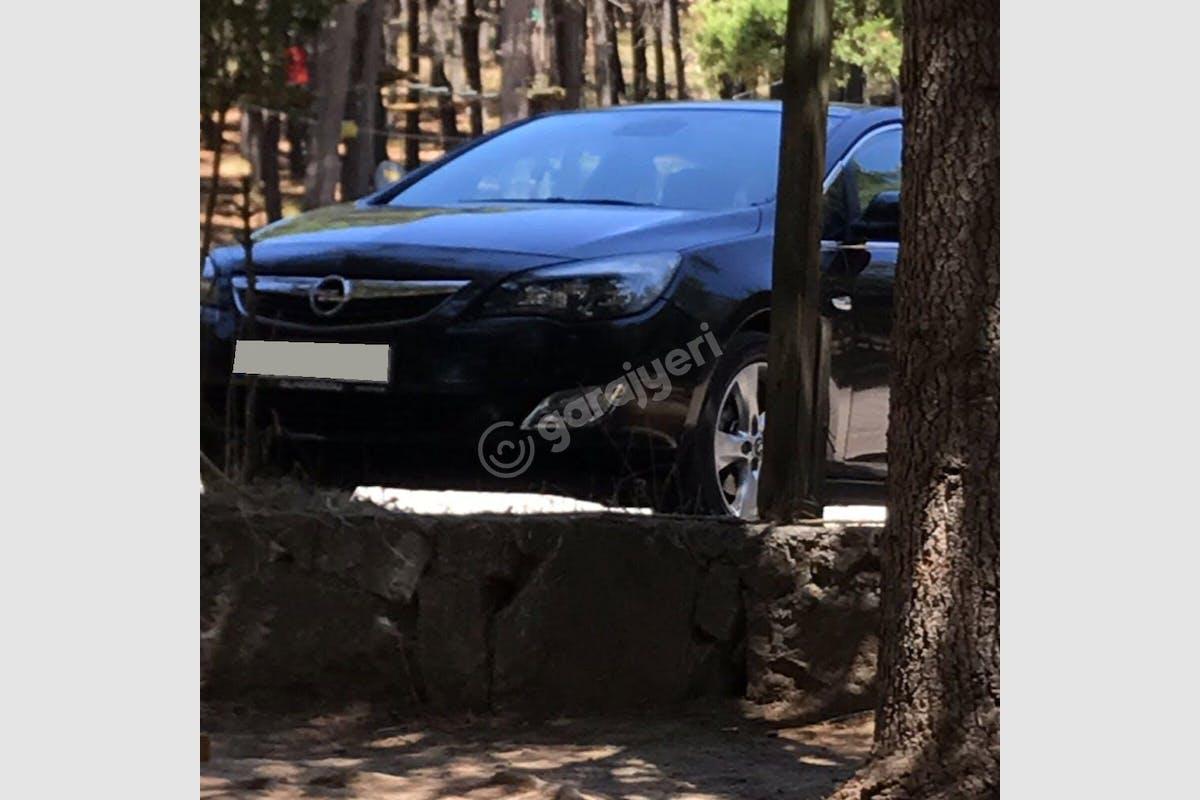 Opel Astra Kartal Kiralık Araç 1. Fotoğraf