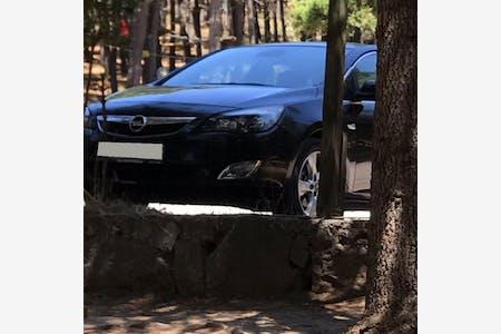 Kiralık Opel Astra , İstanbul Ataşehir