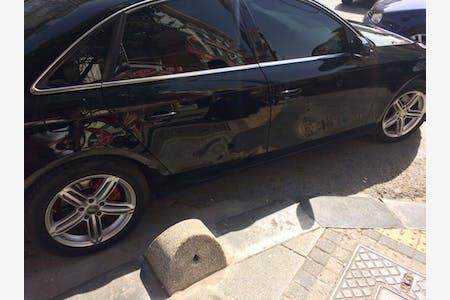 Kiralık Audi A4 , İstanbul Çekmeköy
