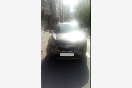 Kiralık Chevrolet Captiva , İstanbul Eyüp