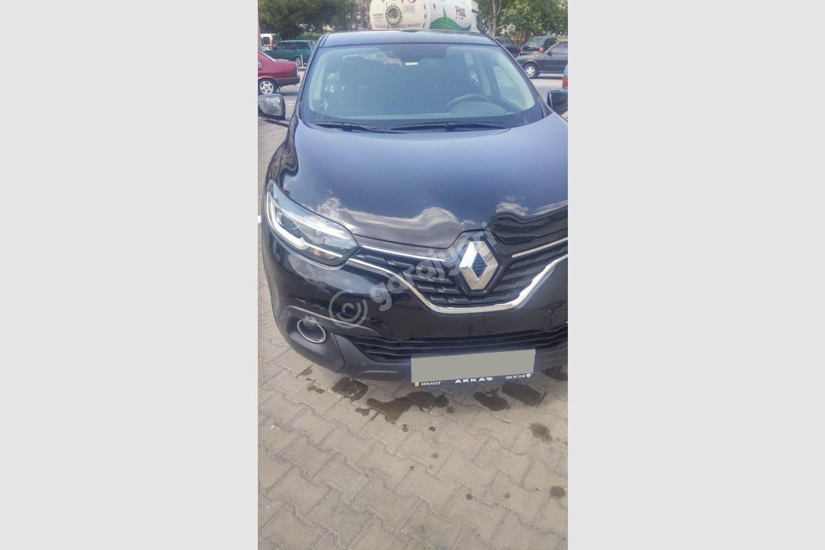 Renault Kadjar Altıeylül Kiralık Araç 1. Fotoğraf