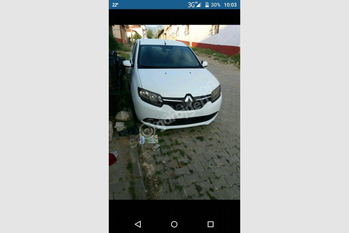Renault Symbol İnegöl Kiralık Araç 1. Fotoğraf