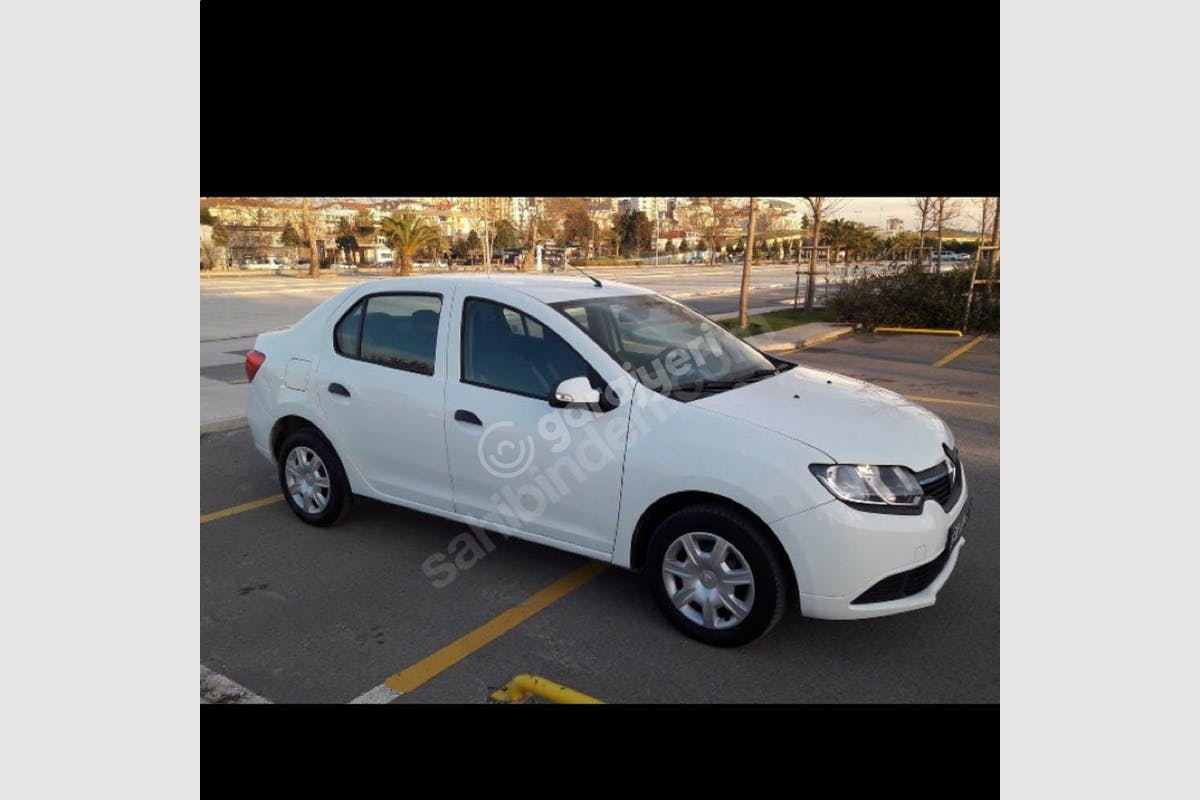 Renault Symbol Gaziosmanpaşa Kiralık Araç 1. Fotoğraf