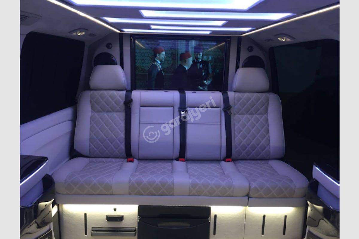 Mercedes - Benz Vito Bakırköy Kiralık Araç 7. Fotoğraf