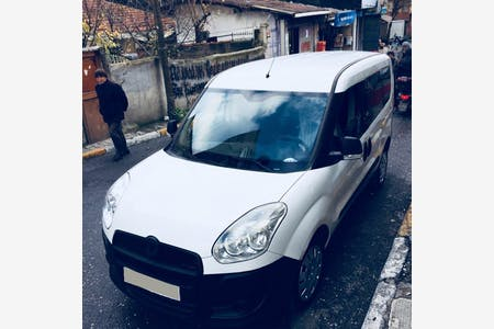 Kiralık Fiat Doblo , İstanbul Kağıthane