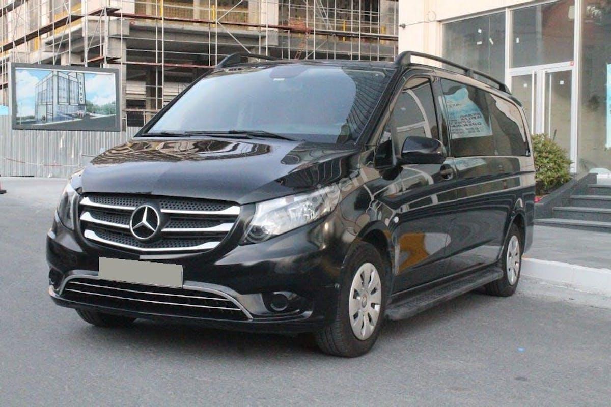 Mercedes - Benz Vito Bahçelievler Kiralık Araç 4. Fotoğraf