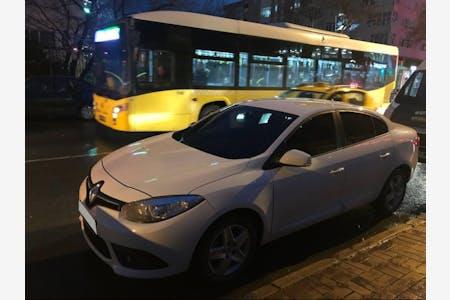 Kiralık Renault Fluence 2015 , İstanbul Kağıthane
