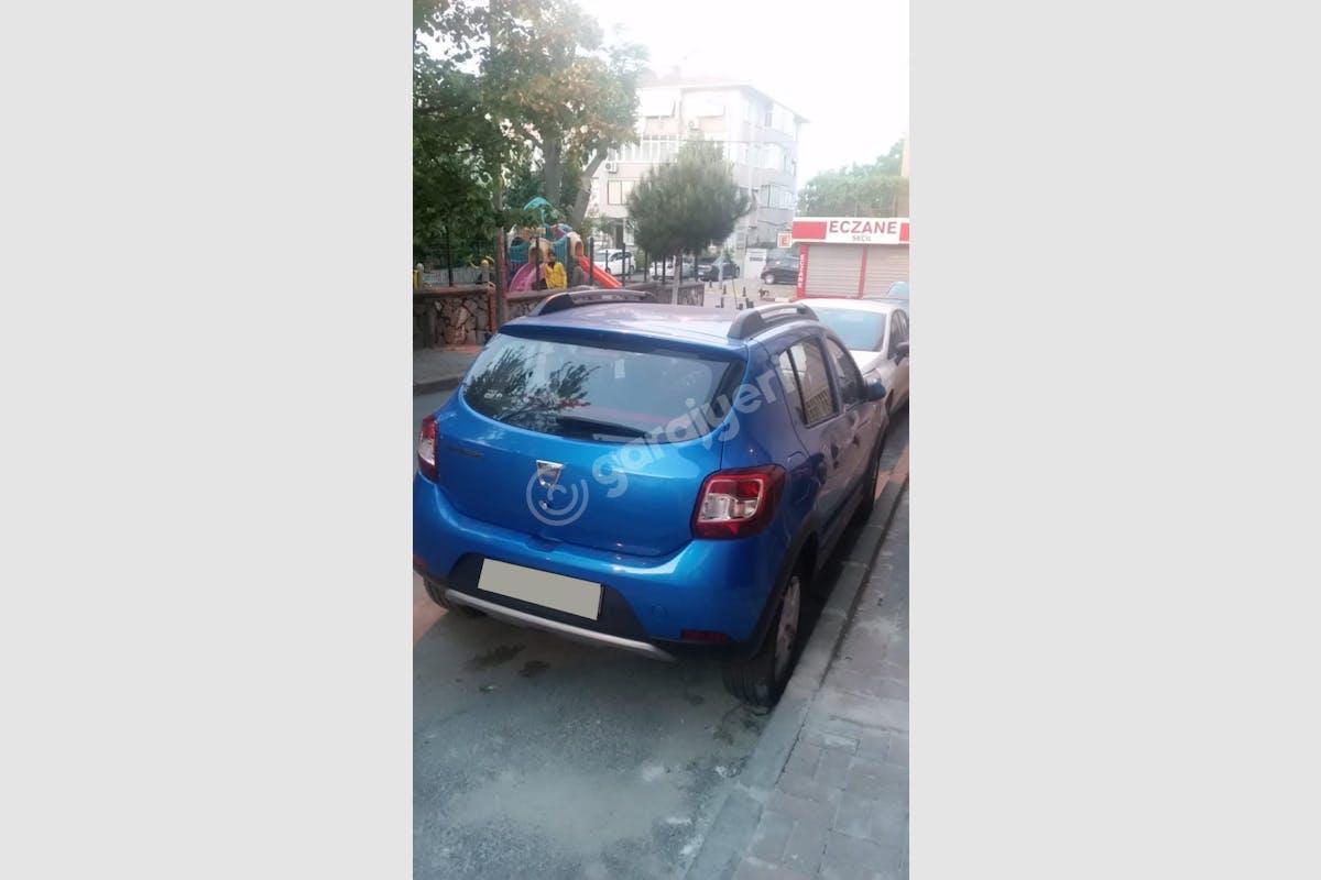 Dacia Sandero Stepway Zeytinburnu Kiralık Araç 1. Fotoğraf