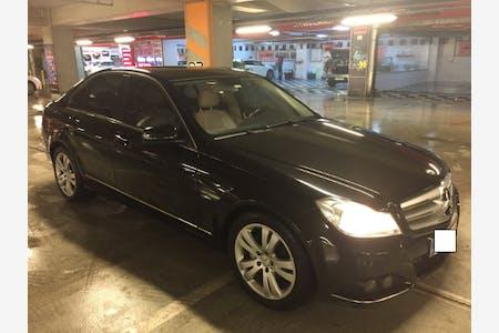 Kiralık Mercedes - Benz C 2012 , İstanbul Beylikdüzü